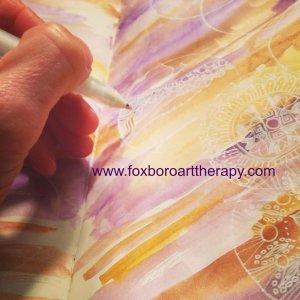Foxboro Art Therapy Mandalas
