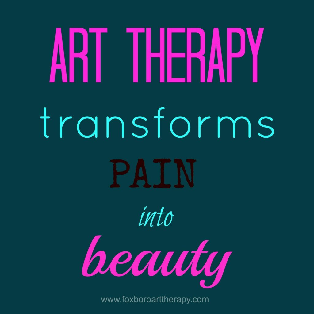 Art Therapy Transforms Pain