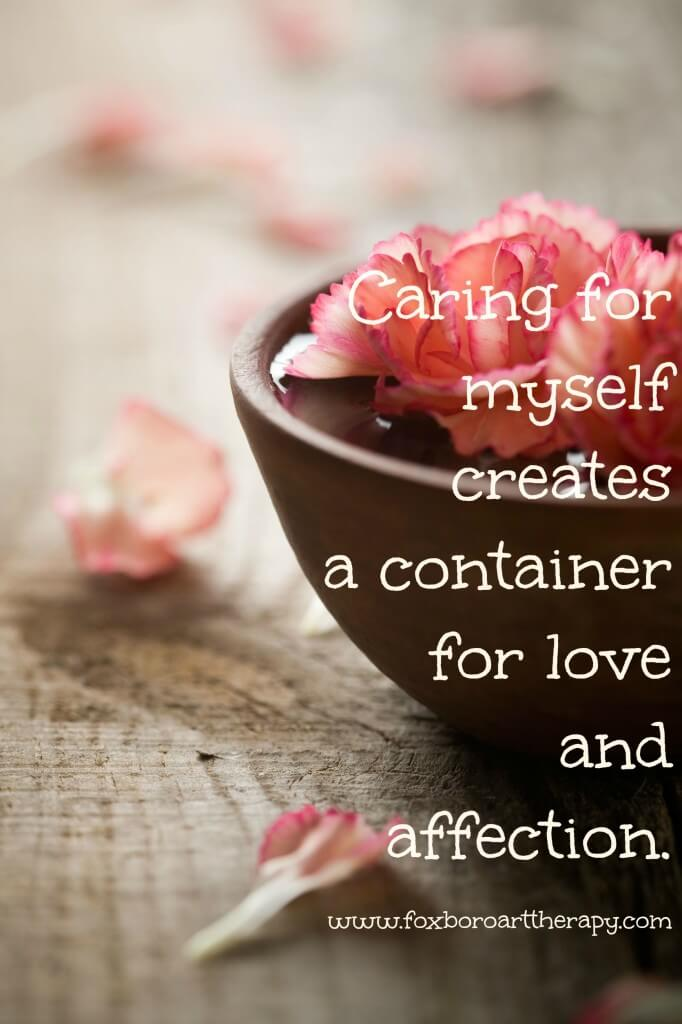 Container Self Love