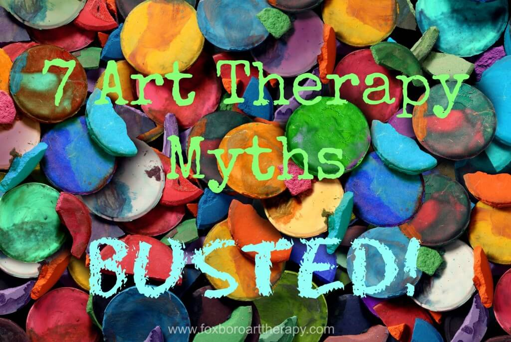 7 Art Therapy Mitos Busted