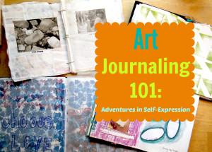 Art Journaling 101.3