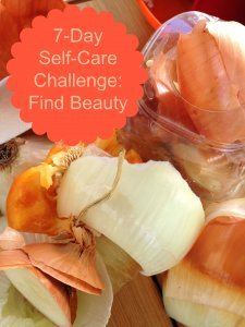 Self-Care Challenge Beauty