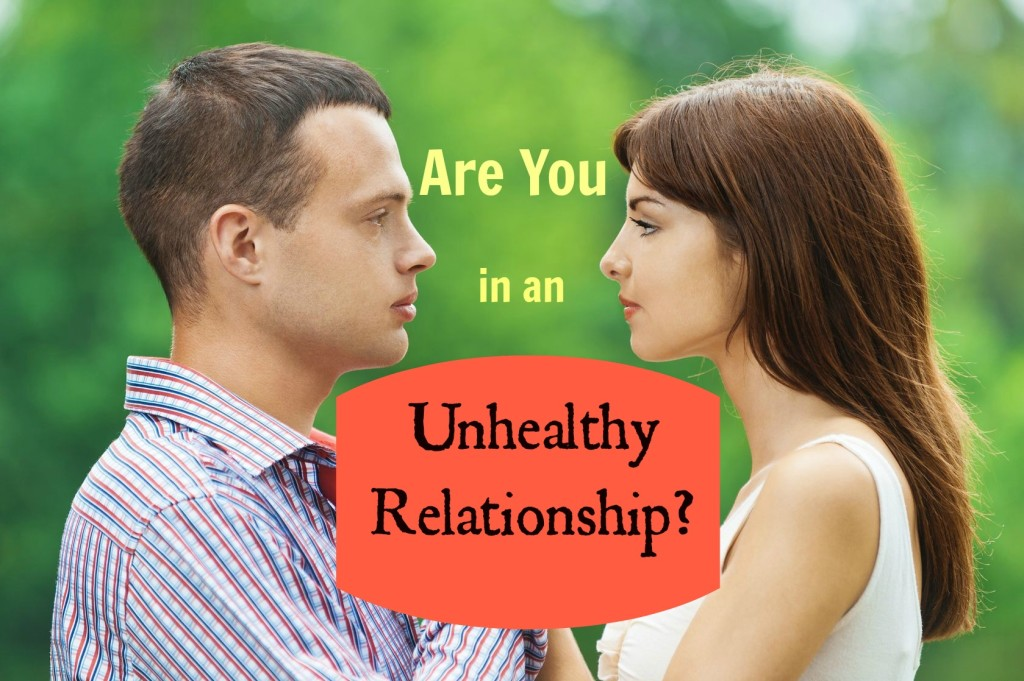 Unhealthy Relationship?