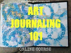 Art Journaling 9