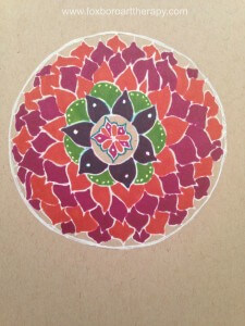 Mandala Pattern V