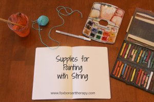 Supplies Painting String