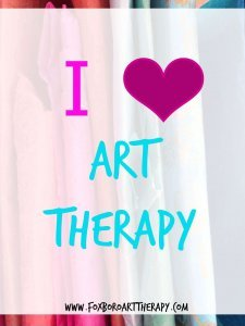 I Heart Art Therapy