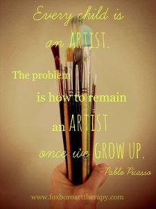 Remain an Artist Quote