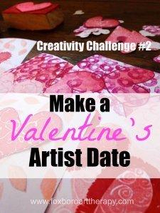 Valentine Artists Date