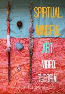 Spiritual Art Video Tutorial