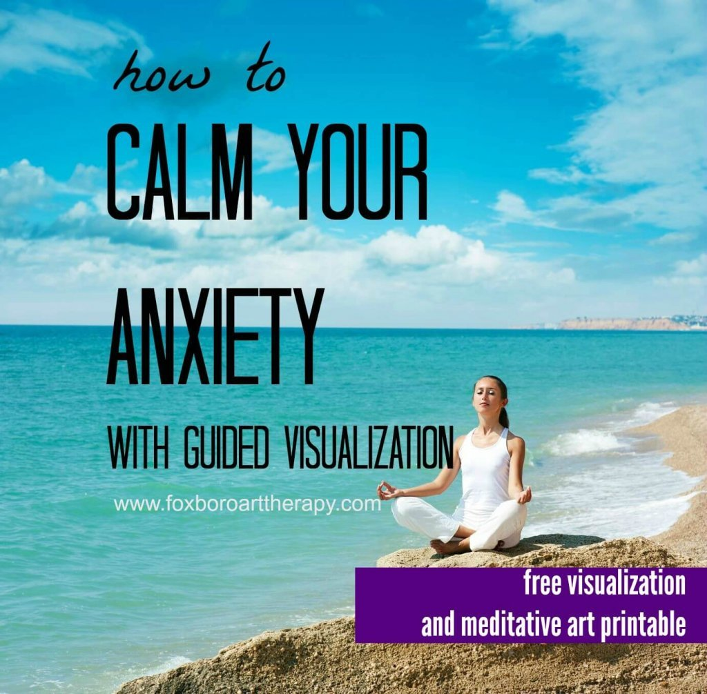 Calm Your Anxiety Visualization