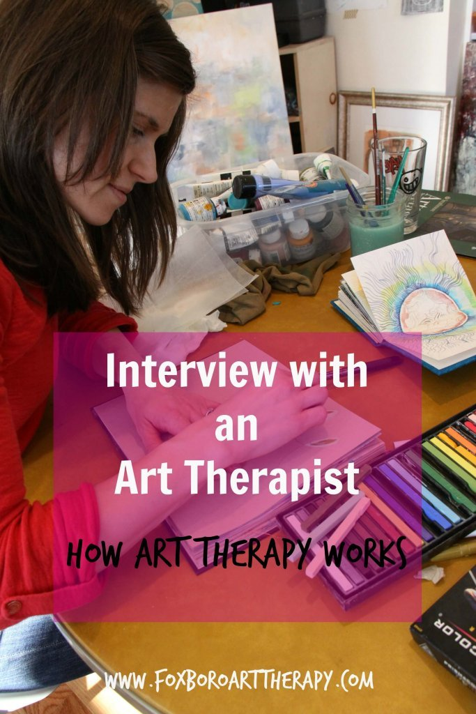 Interview with An Art Therapist