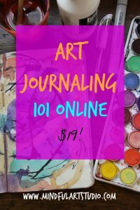 Art Journaling 101 Intuitive Journaling