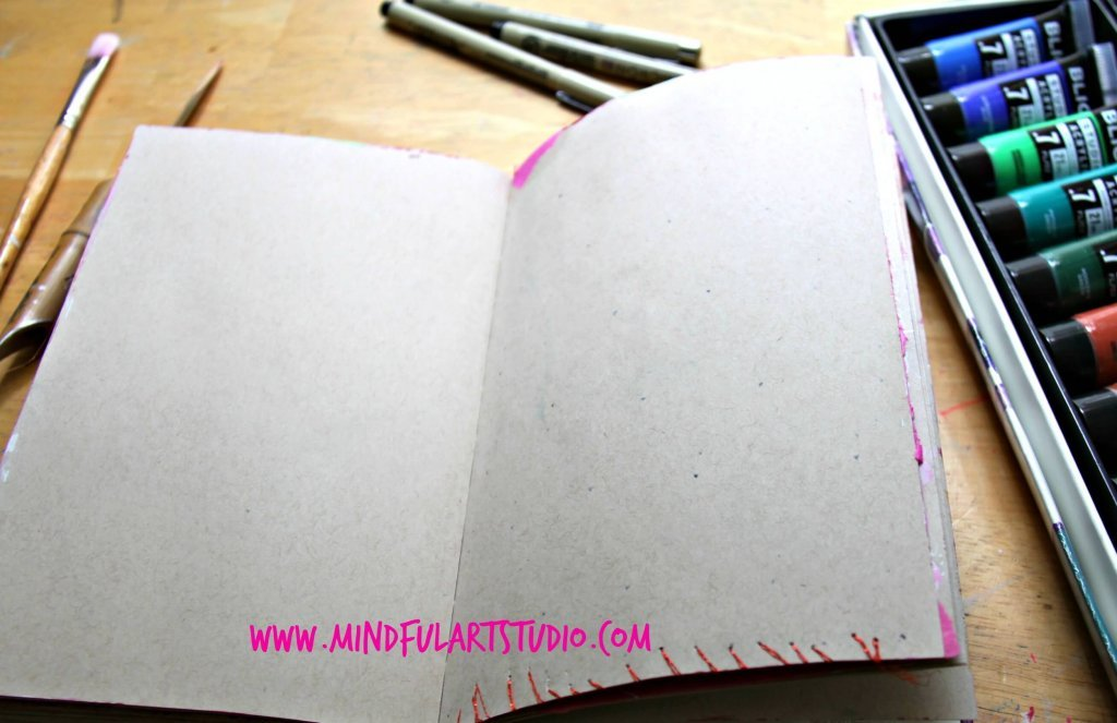 Journal Blank Page