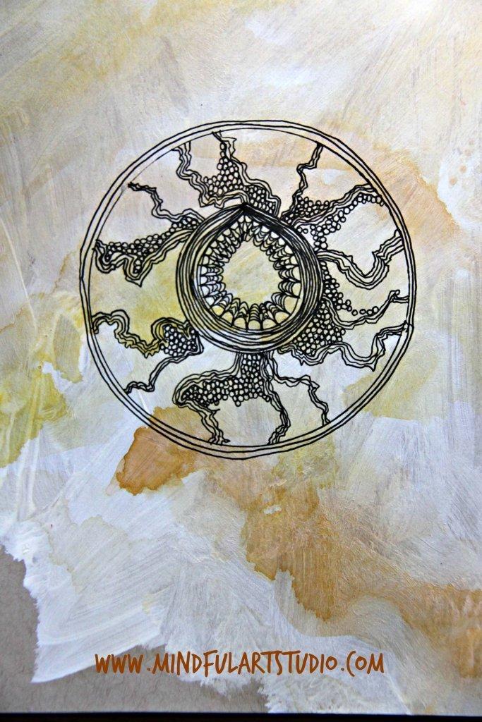 Organic Mandala