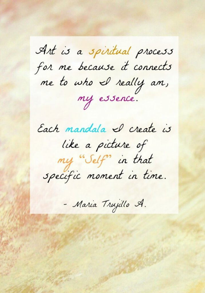 Maria Trujillo Quote