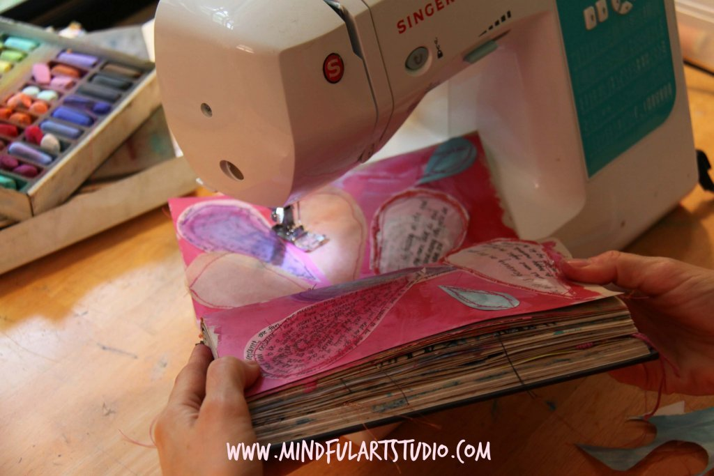 Sewing in Journals