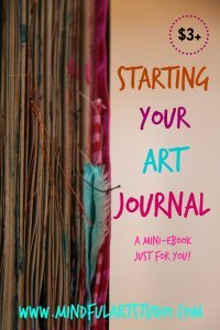 Starting Your Art Journal Cover