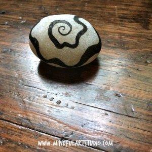 Swirl Stone