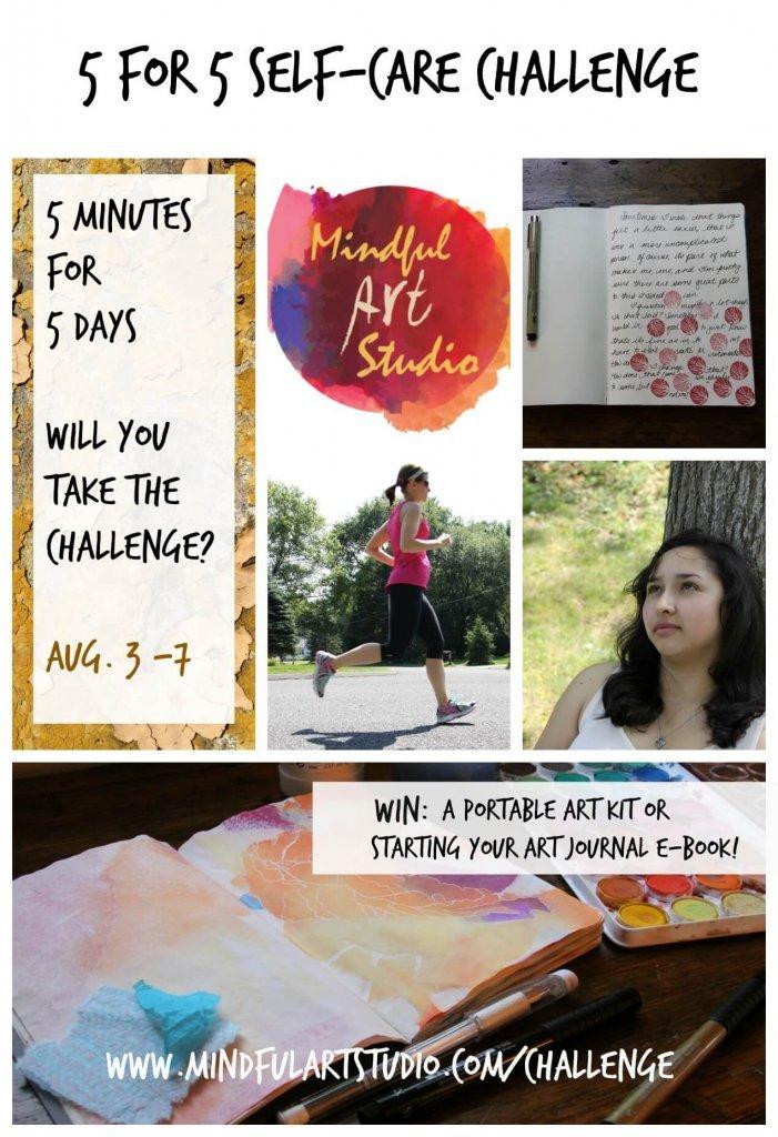 Self Care Challenge 2015