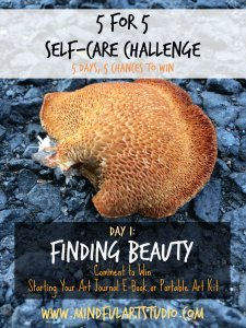 Self Care Challenge Finding Beauty