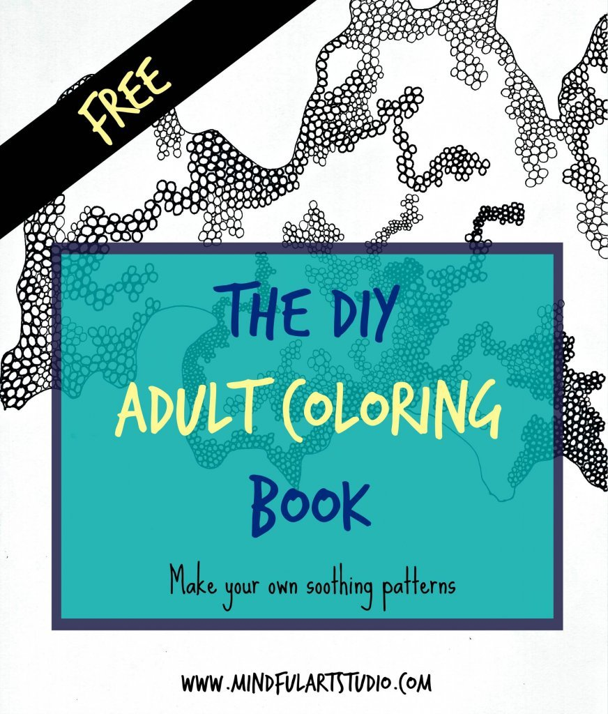 Free DIY Coloring Book