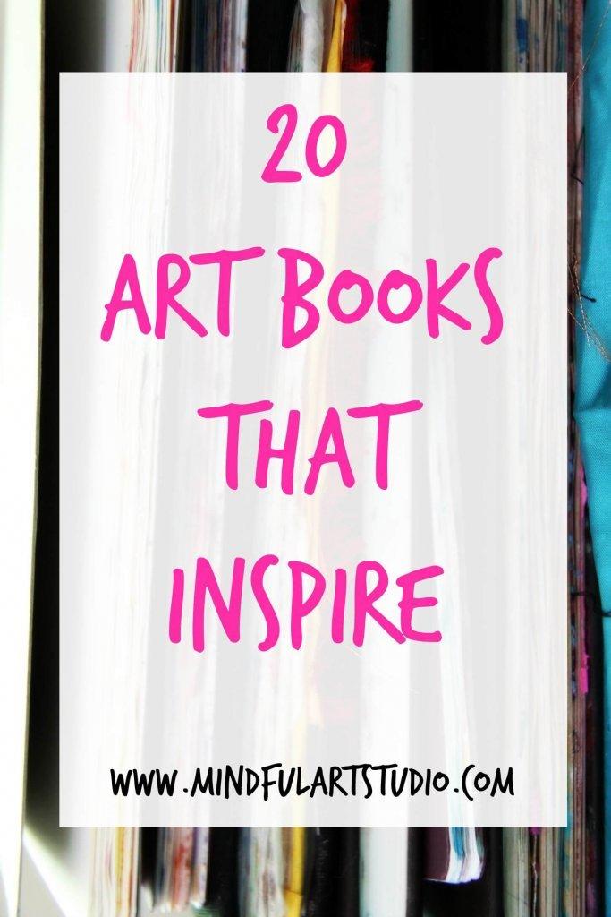 20 Art Books that Inspire