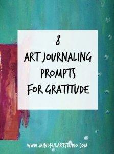 8 Art Journaling Prompts for Gratitude