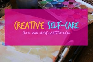Creative Self-Care FB Cover