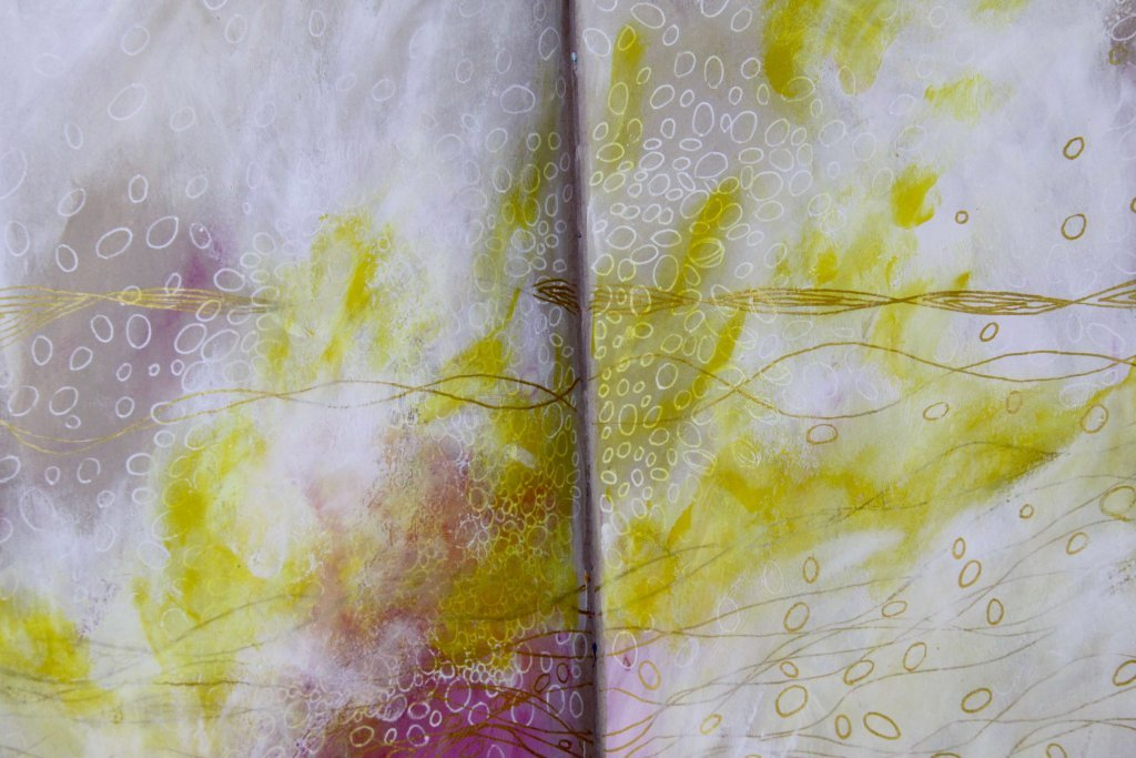 Art Journaling for Perfectionists