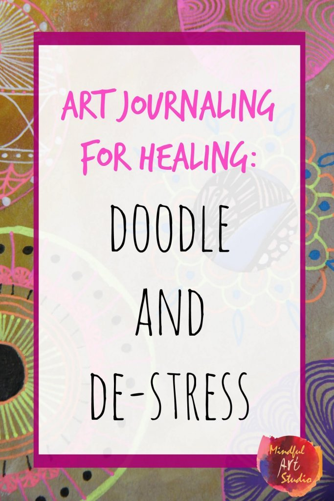 Doodle and De-Stress