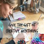 Creative Mentoring Gift Card