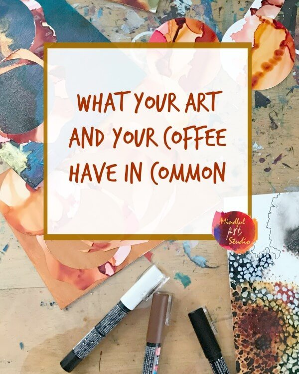 how to be a better artist, creative self-care ideas, painting ideas for adults