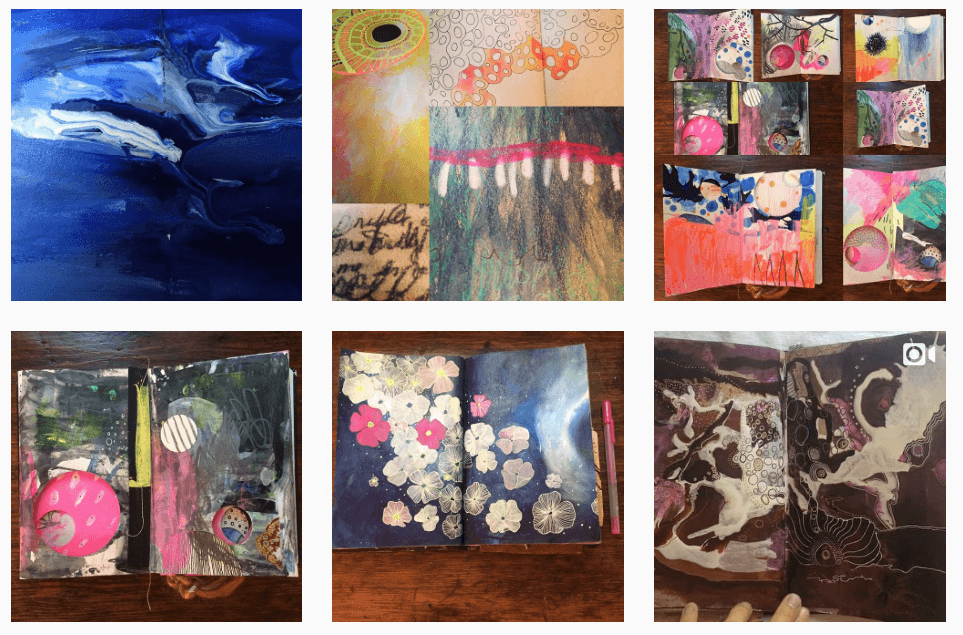 Get creative guidance with Mindful Art Studio