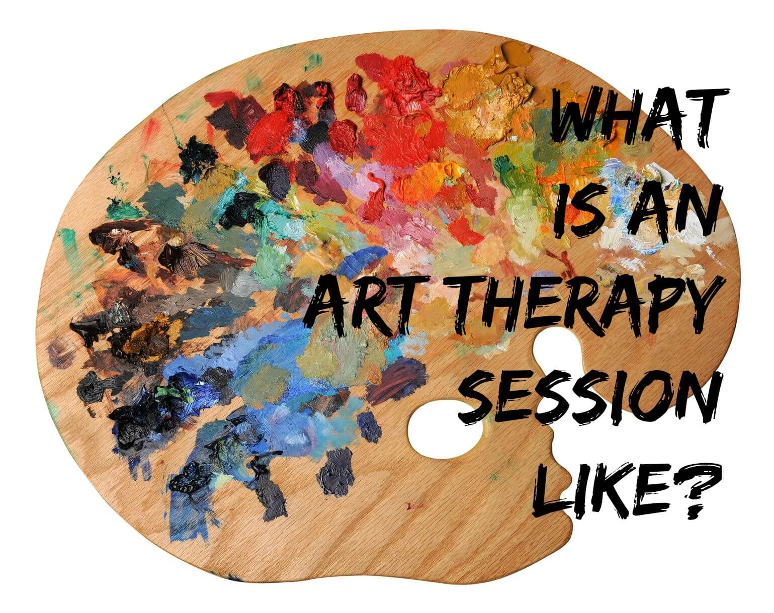 What Is An Art Therapy Session Like Mindful Art Studio