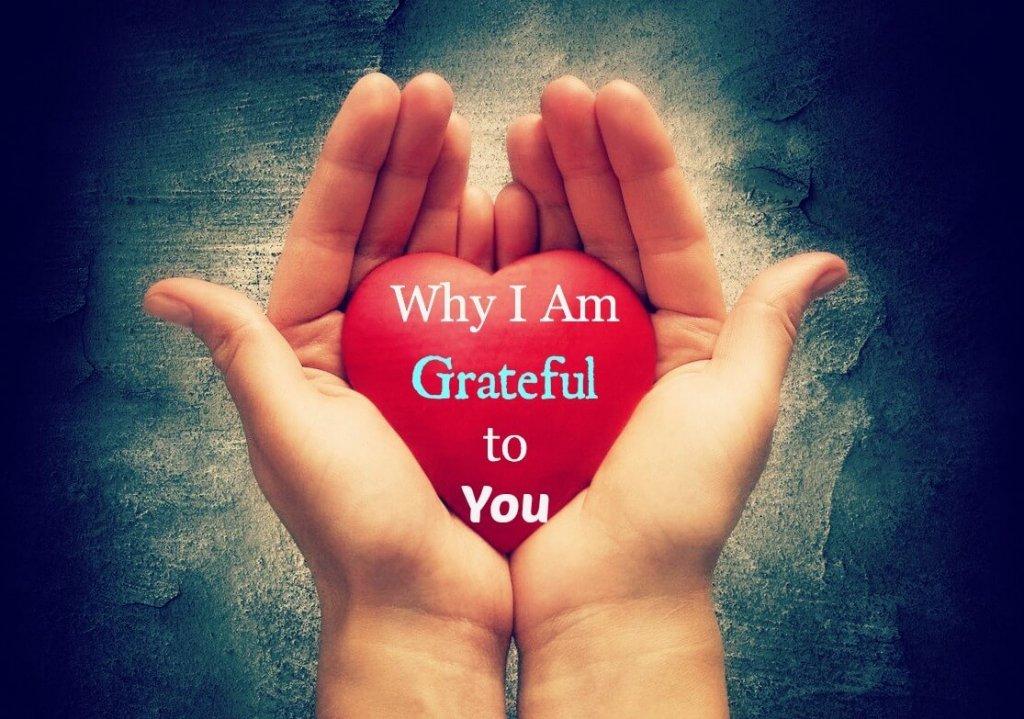 Hands Gratittude