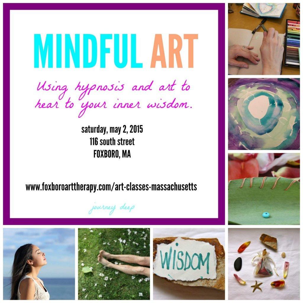 Mindful Art Poster
