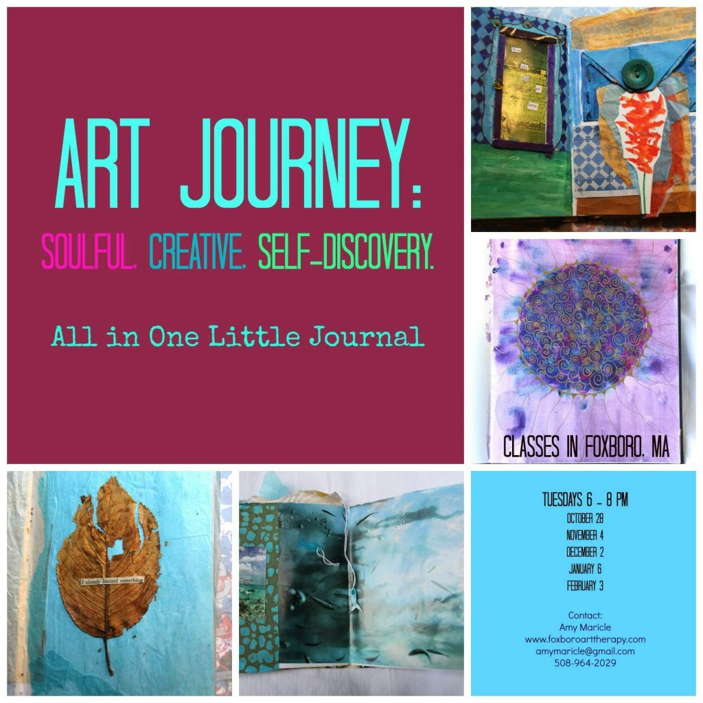 Art Journey Online Flyer