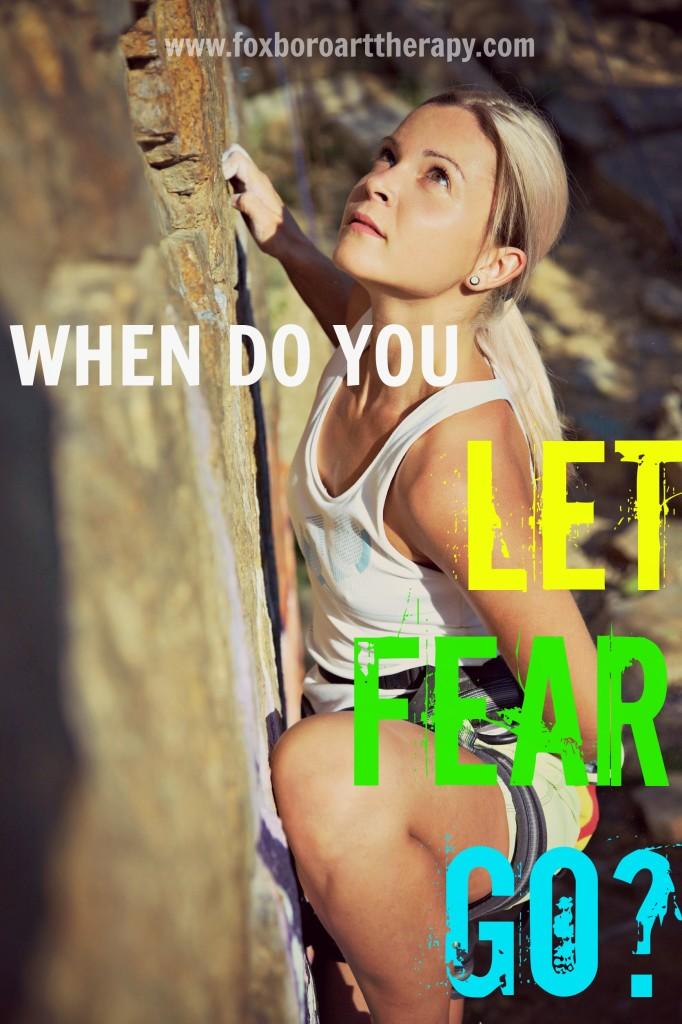 Let Fear Go
