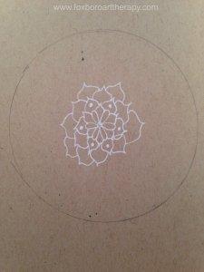 Mandala Pattern III