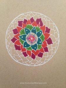 Mandala Pattern IV