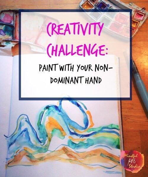 Creative Self-Care: Anti-Anxiety Challenge