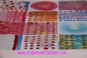 Meditative Art Grid