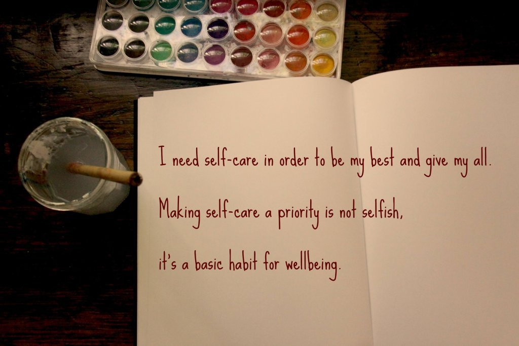 Self Care Statement