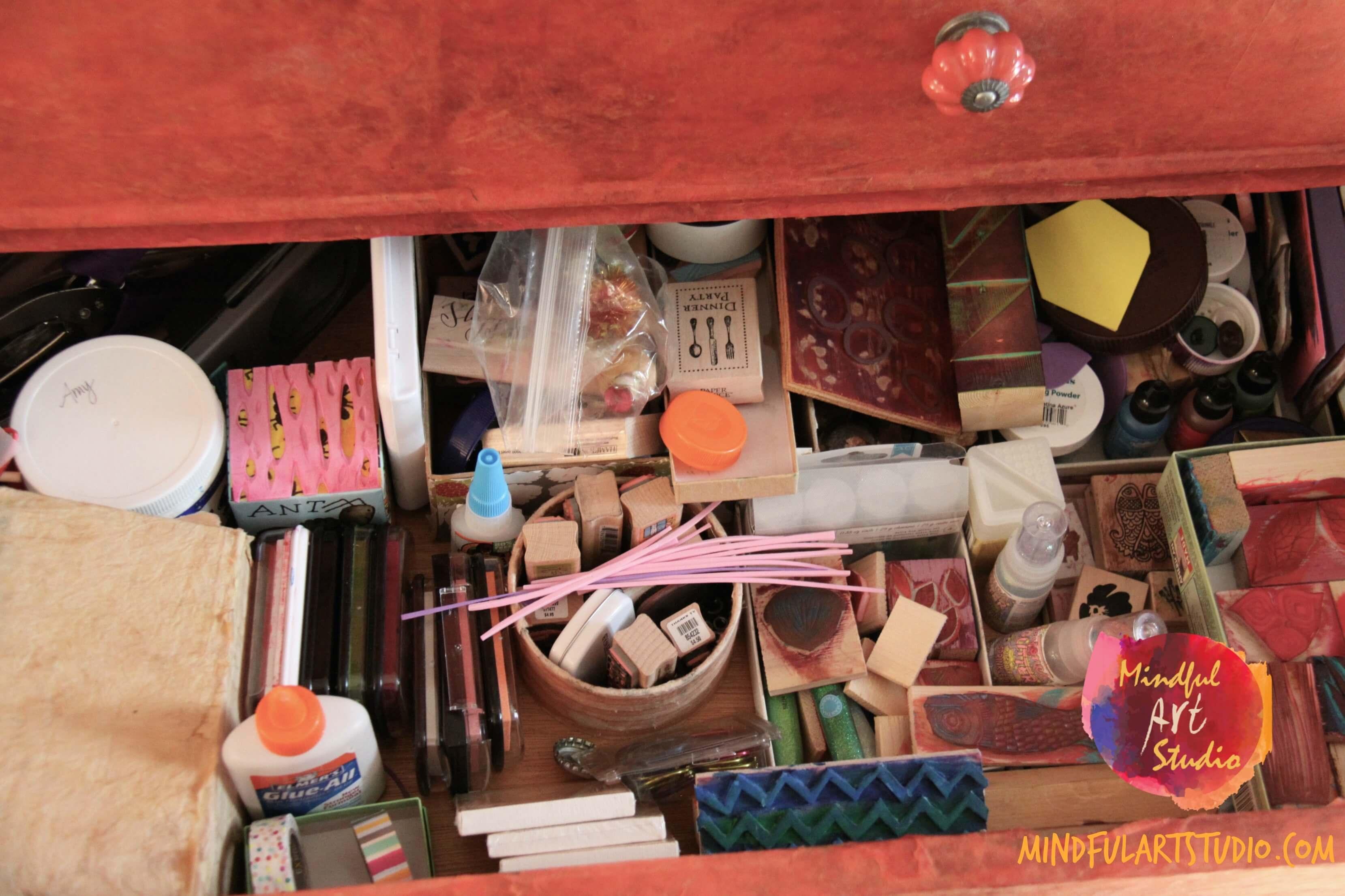 The DIY Art Studio 12 Ways to