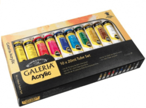 Favorite acrylic paints