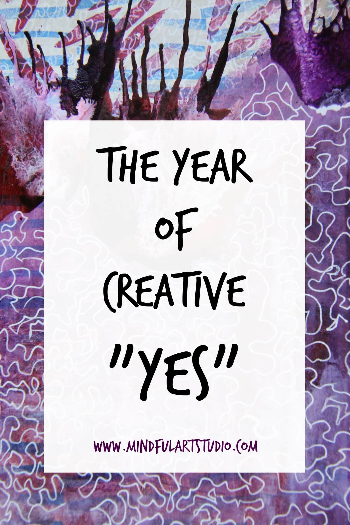 2016: The Year of Creative YES