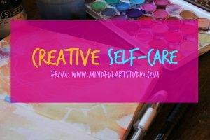 Creative Self-Care FB Cover