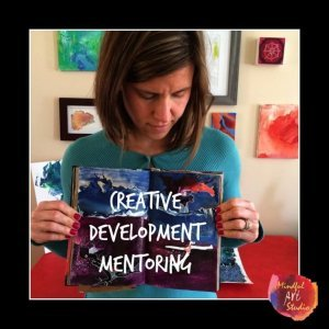 creative block, art mentoring