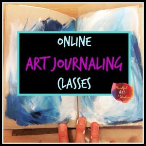 Online Art Journaling Classes